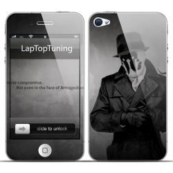 Наклейка на телефон без лица