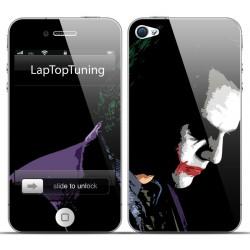 Наклейка на телефон Джокер