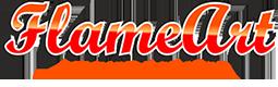 Стильные наклейки на телефон FlameArt | Наклейки на ноутбук